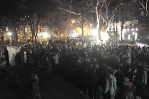 the demonstration ala carnival