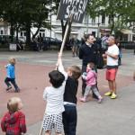 1. Mai, wer war dabei? Punks, Kids und Elefanten!
