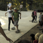 sunny skate saturday and serious chaos at the lentpark cologne