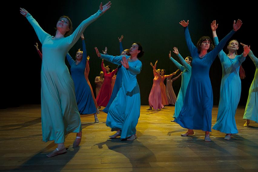 Eurythmie Namen Tanzen