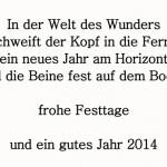 guten Putsch, happy new year