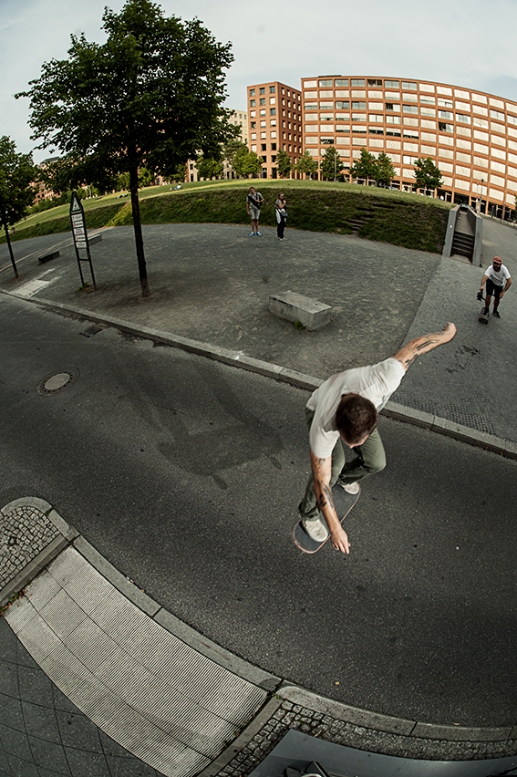 Sam Partaix Berlin